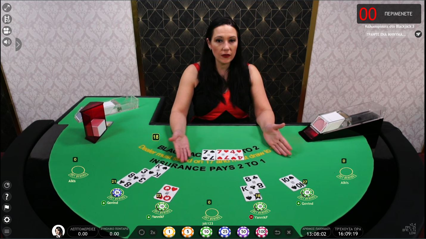 goalbet live casino blackjack
