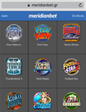 meridianbet mobile casino