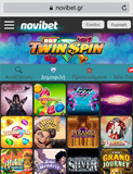 novibet mobile casino
