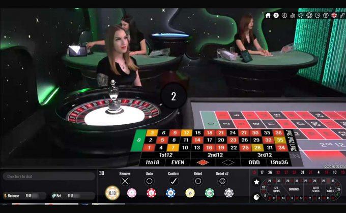 pamestoixima live casino lightning roulette