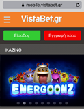 vistabet mobile casino